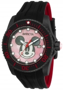 Invicta Men's 22752 Disney Automatic 3 Hand Red, Black, White Dial Watch