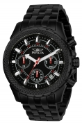 Invicta Men's 7097S Signature Quartz Chronograph Black Dial Watch