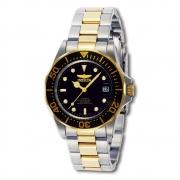 Invicta Men's 8927 Pro Diver Automatic 3 Hand Black Dial Watch