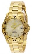 Invicta Men's 9618 Pro Diver Automatic Champagne Dial Watch