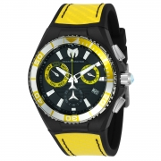 Technomarine Men's TM-115181 Cruise Quartz Black Dial Watch