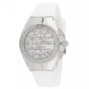 Technomarine Women's TM-115383 Cruise Original Quartz Silver Dial Watch