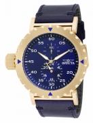 Invicta Men's 14641 I-Force Quartz Chronograph Blue, White Dial Watch