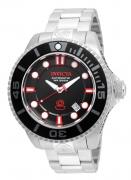 Invicta Men's 19798 Pro Diver Automatic 3 Hand Black Dial Watch