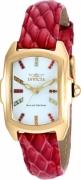 Invicta Women's 19944 Lupah Quartz 3 Hand White Dial Watch