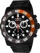 Invicta Men's 21556 Pro Diver Quartz Chronograph Grey Dial Watch