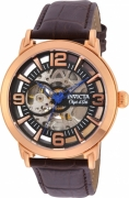 Invicta Men's 22609 Objet D Art Automatic 3 Hand Black Dial Watch