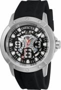 Invicta Men's 22629 Objet D Art Automatic 3 Hand Black Dial Watch
