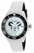 Invicta Women's 22753 Disney Automatic 3 Hand White, Black Dial Watch