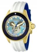 Invicta Women's 22754 Disney Automatic 3 Hand Blue, Black, White Dial Watch