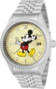 Invicta Men's 22769 Disney Quartz 3 Hand Champagne Dial Watch