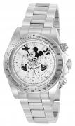Invicta Men's 22863 Disney  Quartz Chronograph White Dial Watch