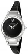 Invicta Women's 23270 Gabrielle Union Quartz 2 Hand Black Dial Watch