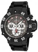 Invicta Men's 23282 Disney Quartz Chronograph Gunmetal, White Dial Watch