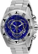 Invicta Men's 24731 Pro Diver Quartz Chronograph Blue Dial Watch