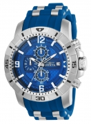 Invicta Men's 24963 Pro Diver Quartz Multifunction Blue Dial Watch