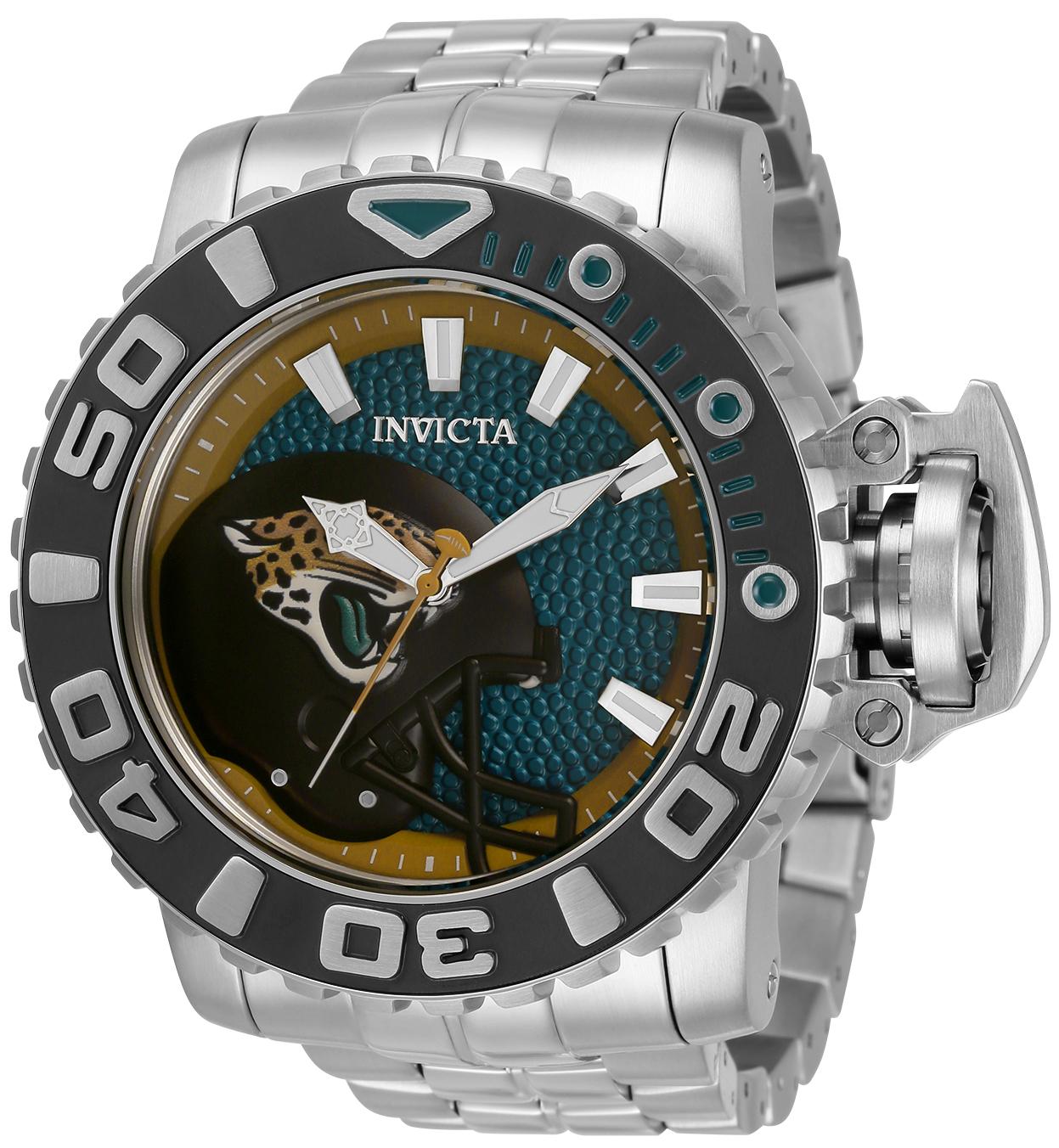 Jacksonville | Jaguar | Watch | Blue | NFL | Men