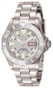 Invicta Men's 7048 Signature Automatic 3 Hand Grey Dial Watch