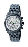 Invicta Men's 7169 Signature Quartz Chronograph Silver Dial Watch