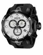 Invicta Men's 80577 Venom Quartz Chronograph White Dial Watch