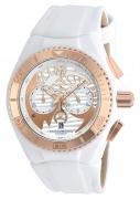Technomarine Unisex TM-115066 Cruise Dream Quartz Chronograph Antique Silver Dial Watch