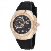 Technomarine Women's TM-115382 Cruise Original Quartz Black Dial Watch